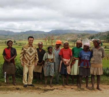 Dada sy ny Tantsaha Antsirabe