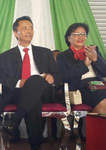 Couple Ravalo Tanjombato 22 Mai 2015