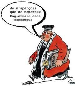Magistrats corrompus