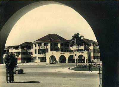 Mairie de Tana avant le 13 Mai 1972