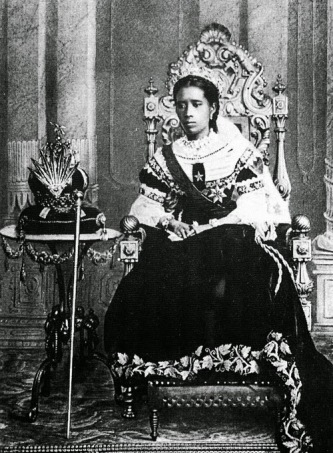 Ranavalona III. 1883-1897