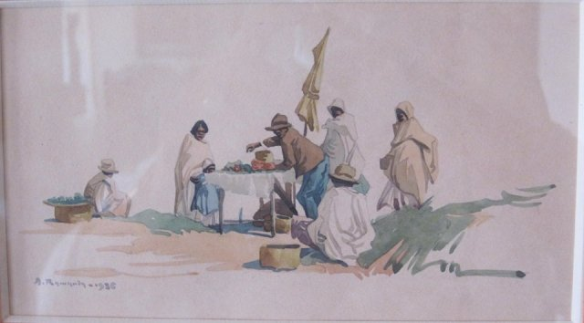 A. Ramanda 1936. 2