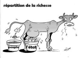 Repartition de la richesse