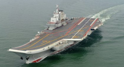 'un porte-avions chinois en Syrie fr.sputniknews.com