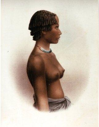 Peintures et sculptures de Madagascar Page aimée · 30 min · Ecole de peinture XX SIECLE. Type Tanala (nord) signature illisible.