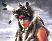 Crazy Horse, grand chef Sioux du clan Oglalas; Ph Le souffle c'est ma vie/ Philosophie.