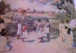 Peintures et sculptures de Madagascar    Emile Ralambo (1879-1963)