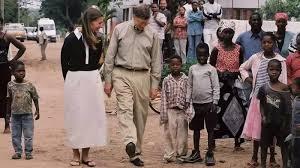 Bill Gates à Madagascar 1