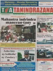 Malagasy Ladies and Gentlemen