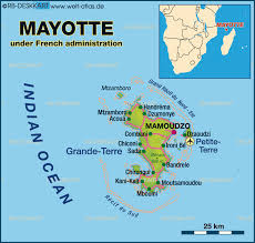 Mayotte carte 3