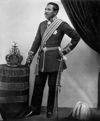 1861-1863: Radama II