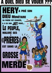 Airways, jet privé et Hery