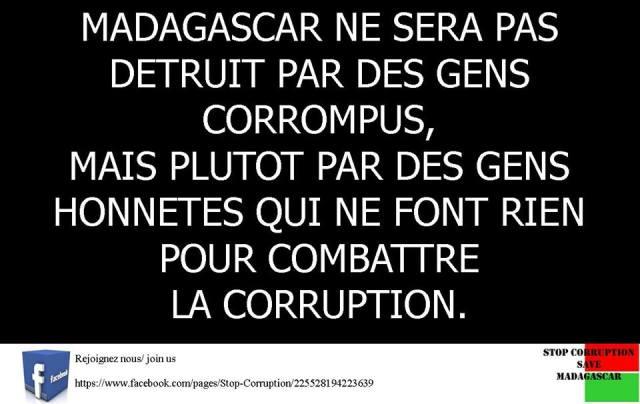 Corruption Stop