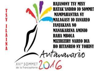 Francophonie hajanony