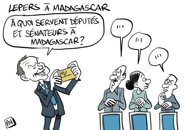Lepers à Mada