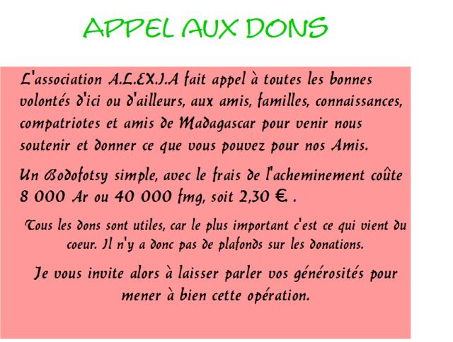 Objectif Alexia b