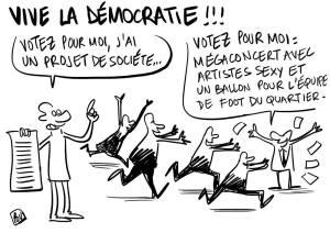 Democratie POV
