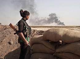 Femmes kurdes 1