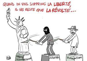Liberté Pov