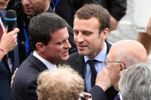 Macron Valls