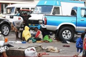 Pauvres de la Capitale. Ph Africa Time