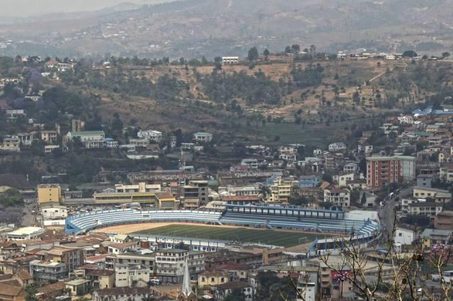 Fianarantsoa a