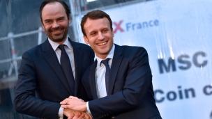 Macron et Pm