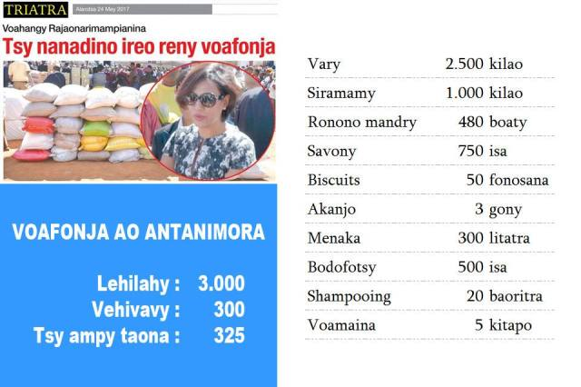Voahangy Antanimora