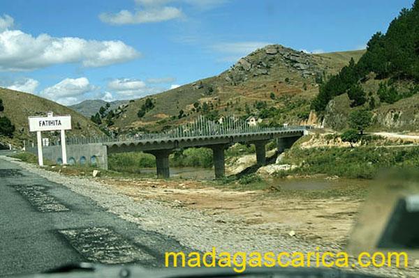 Fatihita - le nouveau pont