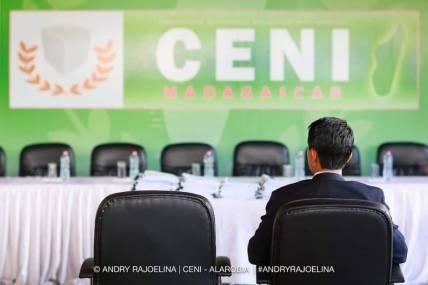 Une image Rajoelina